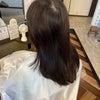 つむじの分け目も改善する髪と頭皮を育むヘナカラーの画像
