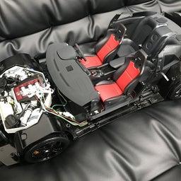 画像 【デアゴスティーニ69】GT-R NISMO 第96号 フロアカーペットを組み立てる。 の記事より 11つ目