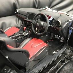 画像 【デアゴスティーニ69】GT-R NISMO 第96号 フロアカーペットを組み立てる。 の記事より 12つ目