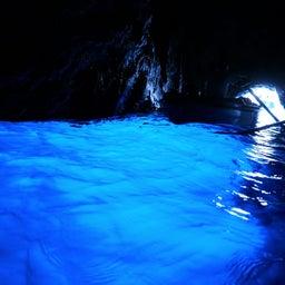 画像 イタリア・カプリ島の青の洞窟は、第三の目が活性化する場所! の記事より 3つ目