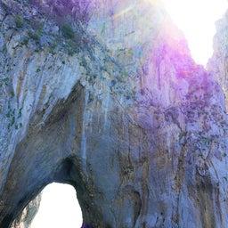 画像 イタリア・カプリ島の青の洞窟は、第三の目が活性化する場所! の記事より 6つ目