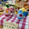 埼玉県食品サンプル教室「伊勢丹立川店さま❤️」の画像