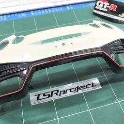 画像 【デアゴスティーニ70】GT-R NISMO 第97号98号 リアバンパーを組み立てる。 の記事より 9つ目