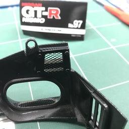 画像 【デアゴスティーニ70】GT-R NISMO 第97号98号 リアバンパーを組み立てる。 の記事より 6つ目