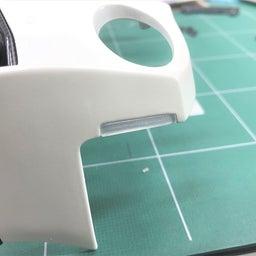 画像 【デアゴスティーニ70】GT-R NISMO 第97号98号 リアバンパーを組み立てる。 の記事より 16つ目