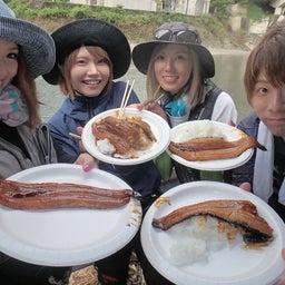 画像 鮎釣りしながら、その場で食べる! の記事より 1つ目