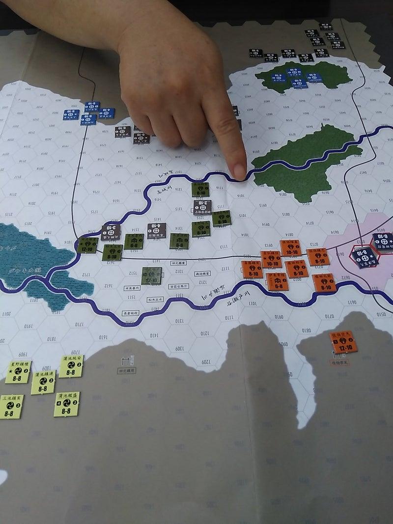 YSGA耳川の戦い   『下手の横好き』