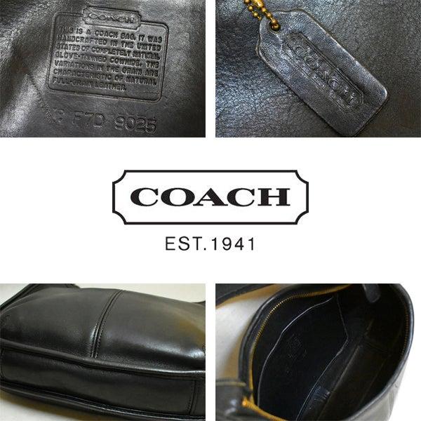 オールドコーチCOACHレザーバッグ古着屋カチカチ