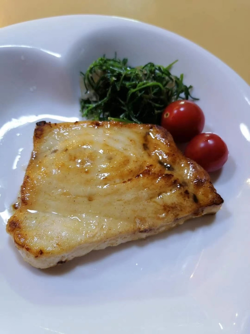 バター ソテー メカジキ