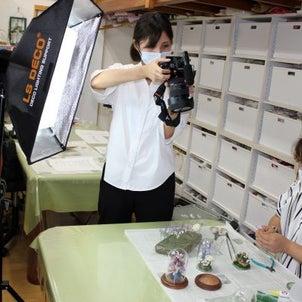 動画制作の撮影の画像