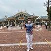 今日は東京ディズニーランドに行ってきまーす。