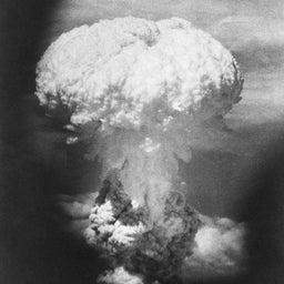 画像 75年目の原爆の日 の記事より 1つ目