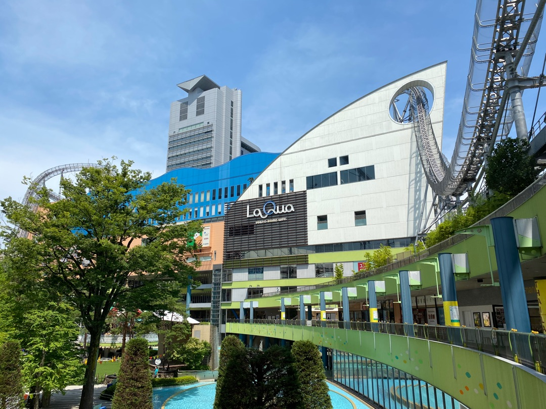 ホテル プール ドーム 東京