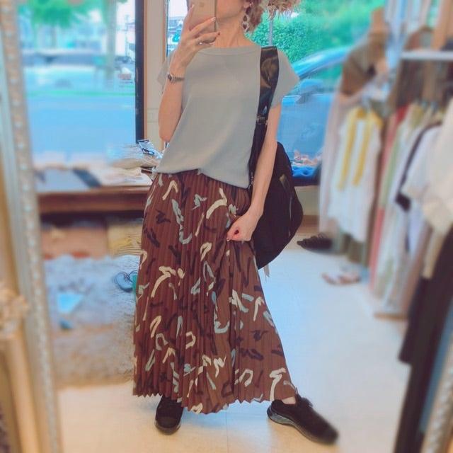 """Chignon Star Ɵ""""プリーツスカート Room Staffblog"""