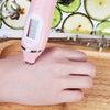 【ボディートーク症例】肌診断の画像