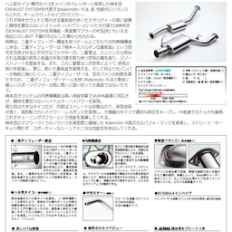 画像 【RX-7リフレッシュ計画⑬】社外新品マフラーに交換!フケ上りが明らかに違う! の記事より 11つ目