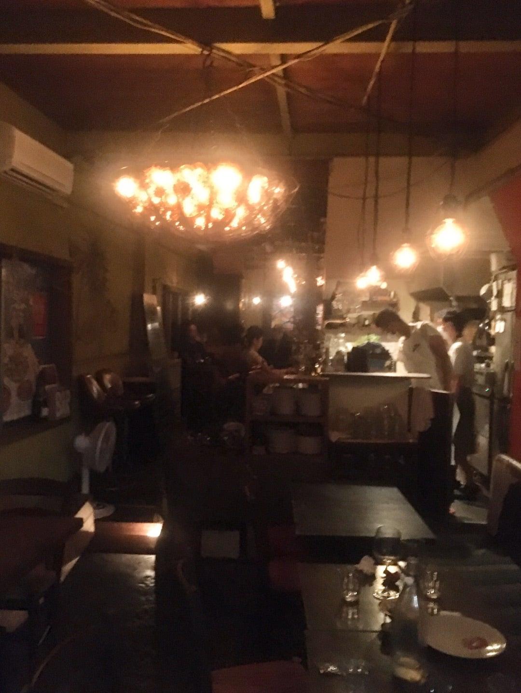 古巣トゥモローランドの先輩方との食事会