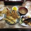豊野丼でエビハゼ天丼とアネックスワンツーそしておまけの画像