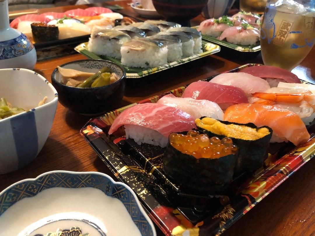 角上魚類のお寿司は安いし美味しい ...