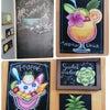 チョークアート教室&展示体験の画像
