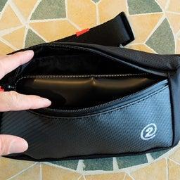 画像 【SHINICHIRO ARAKAWA】新商品のウエストバッグ入荷です! の記事より 5つ目