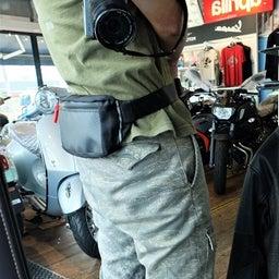 画像 【SHINICHIRO ARAKAWA】新商品のウエストバッグ入荷です! の記事より 7つ目