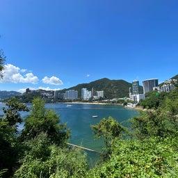 画像 香港のシークレットビーチで寛ぐ の記事より 4つ目