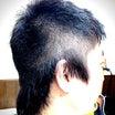 ヤバイ髪型……