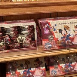 画像 パークのお菓子、徐々に復活してますね〜(^ ^) の記事より 5つ目