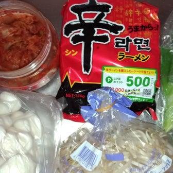 韓国♡辛ラーメンを100倍美味しく食べるアレンジσ( ̄^ ̄)?