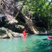 京都で川遊び・水遊び!裏京都西山トレイルラン