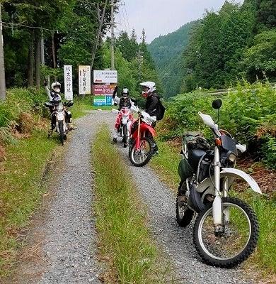 中津川 林道 2020