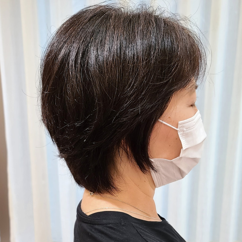 代 髪型 40 40代ズボラ主婦におすすめの扱いやすい楽な髪型20選|丸顔/面長