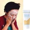マスクとニキビの画像