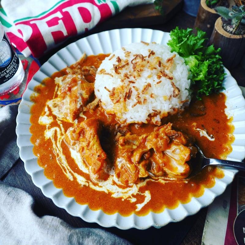 カレー レシピ 人気 チキン