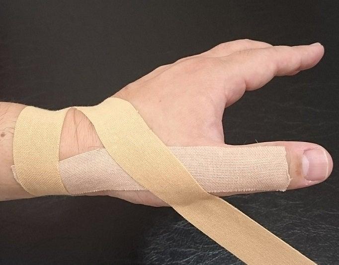 腱鞘炎 対策
