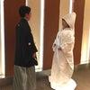 結婚式出張ヘアメイクblog/ ホテルメトロポリタンエドモンドの花嫁② 披露宴入場の画像