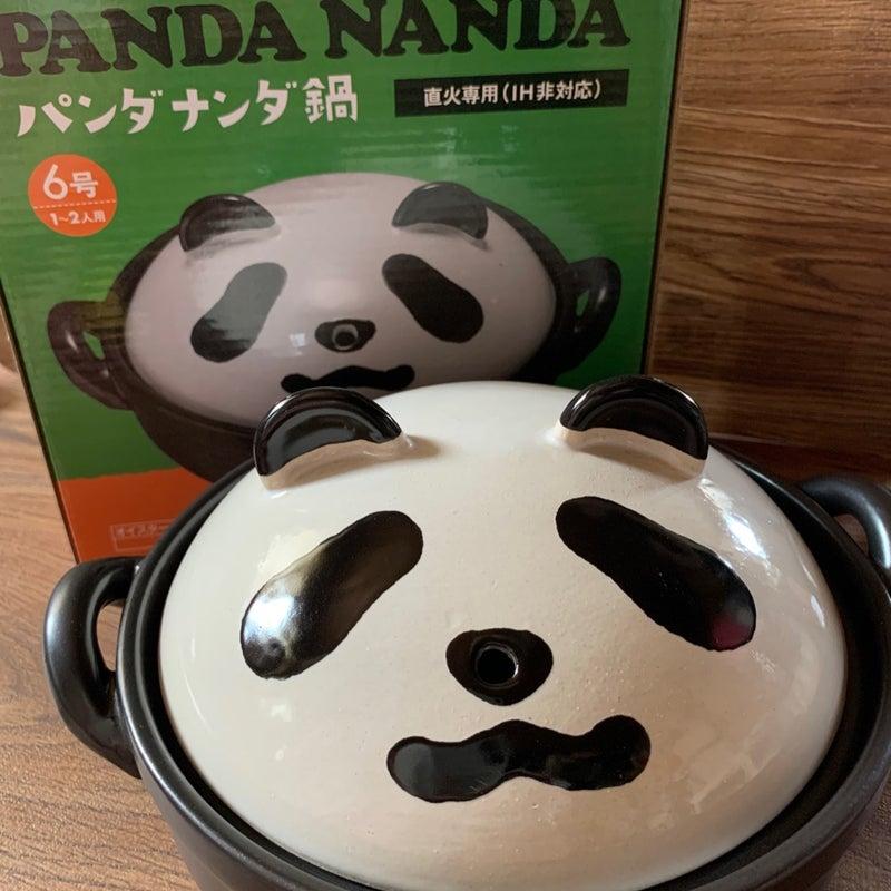 鍋 カルディ パンダ