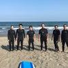 8月14日 初心者体験サーフィンスクール午後の画像