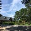 夏のファミリーキャンプの画像