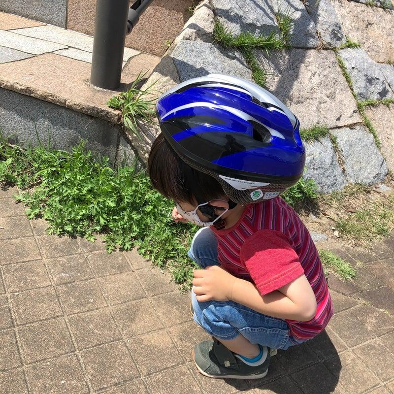ヘルメット 絶壁