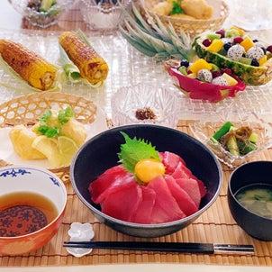 お夕飯の画像