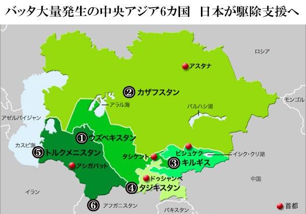 飛来 日本 バッタ コロナに続くもう一つの危機――アフリカからのバッタ巨大群襲来(六辻彰二)