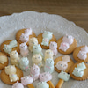 美味しくて楽しいメレンゲクッキーの画像