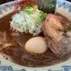 【ラーメン・長野市】鶏白湯に魚介のパンチ力が融合!初の蕪村そば!!〜麺屋蕪村さん〜