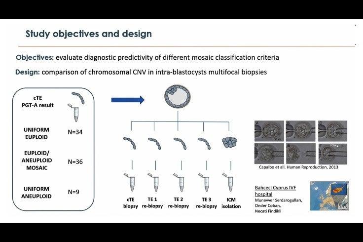 着床前胚染色体異数性検査(PGT-A)】モザイク胚の基準範囲について ...
