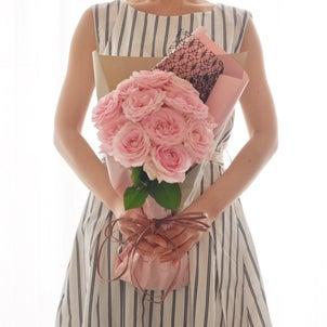 バラの花束 推しですの画像
