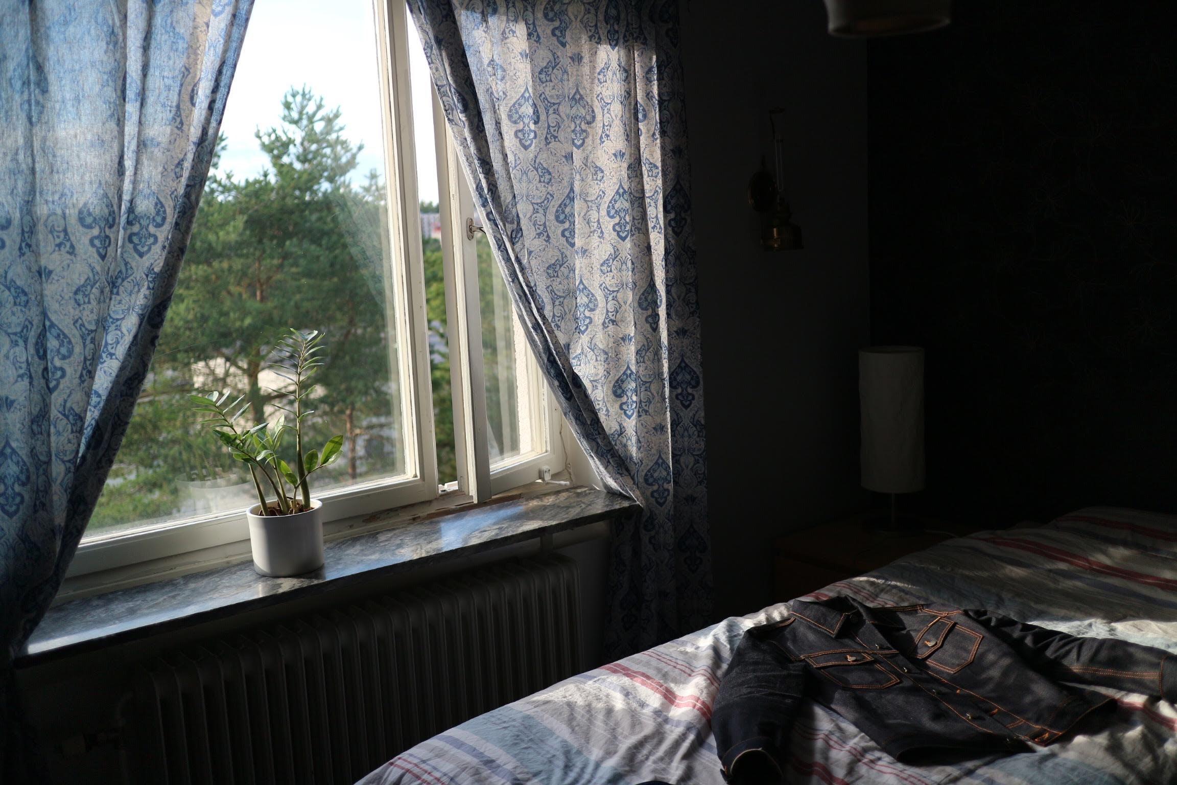 スウェーデン留学中のお部屋