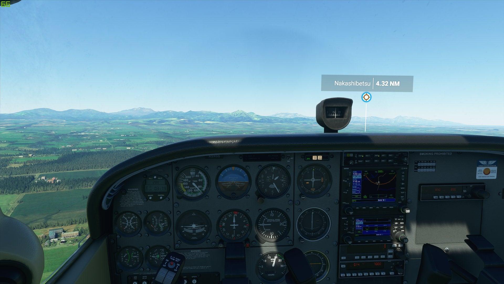 フライト シミュレーター マイクロソフト