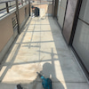 バルコニーと塗床の画像